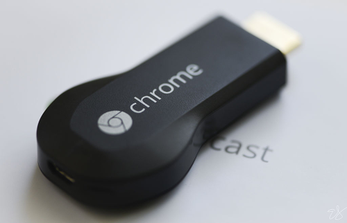 how to use chromecast in a meeting