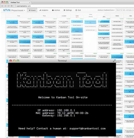 What is Kanban Tool