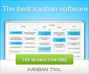 The best kanban software