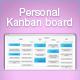 Personal Kanban board icon