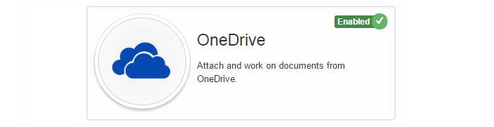 Enable SkyDrive OneDrive Integration