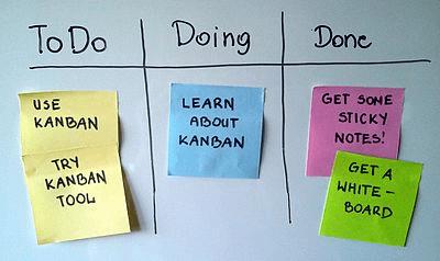 Tablero Kanban Personal Simple