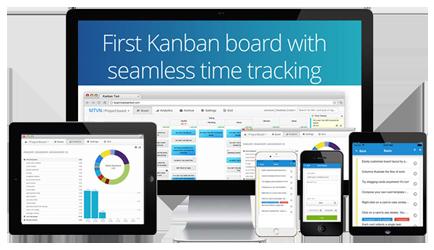 Kanban Tool mobile apps