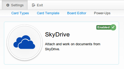 Enable OneDrive integration
