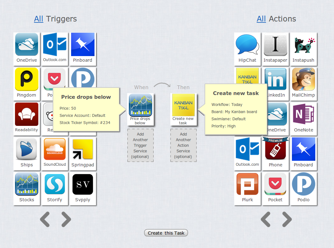 We wired web kanban tool we wired web and kanban tool integration is a perfect solution for everyone who uses many web services and who wants to finally manage and keep all buycottarizona