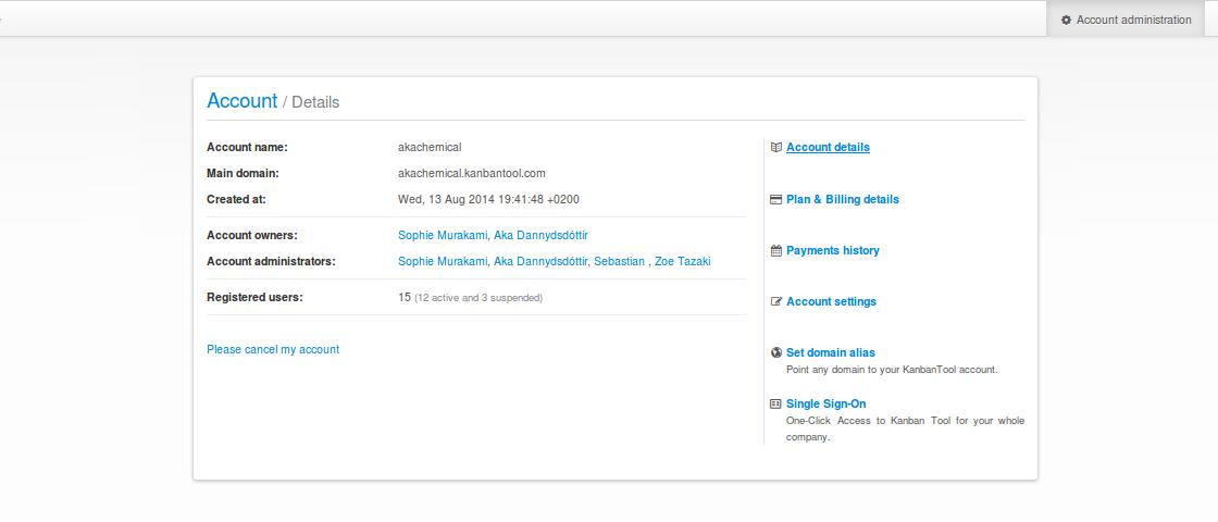 Produkt-Tour | Kanban Tool – Kanban-Board | Software zum visuellen ...