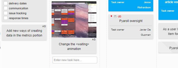 Add Task Box