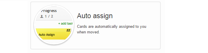 Auto-Assign Power-up